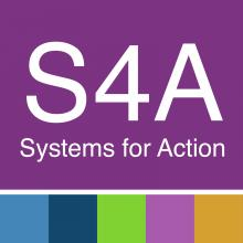 Systems for Action logo