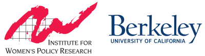 Institute for Women's Policy Research and University of California Berkeley logos